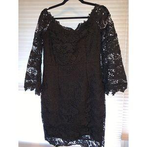 Design Lab Lace Dress